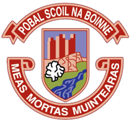 Boyne Community School logo