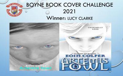 Boyne Book Cover Challenge Winner 2021