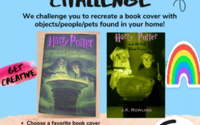 1ST YEAR BOYNE BOOK COVER CHALLENGE