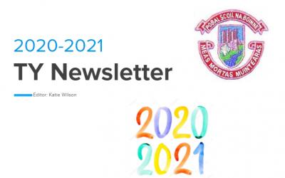 TRANSITION YEAR NEWSLETTER 2020-2021