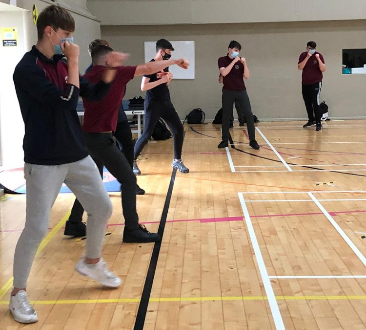 TY Self Defence Classes