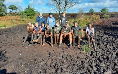 Third Year JCSP Trip To Causey Farm