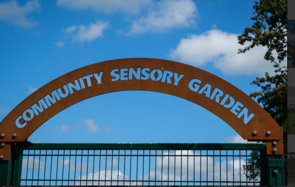 TY-Community Sensory Garden Trim.